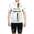 Professional Short Sleeves Bicycle Sports Suit/Clothing (Size-XXL/175-185cm)