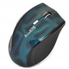 Genuine Sunsonny SR-SG100 2.4GHz Wireless 500/1000 dpi optische USB-Maus - Blau (2 x AAA)