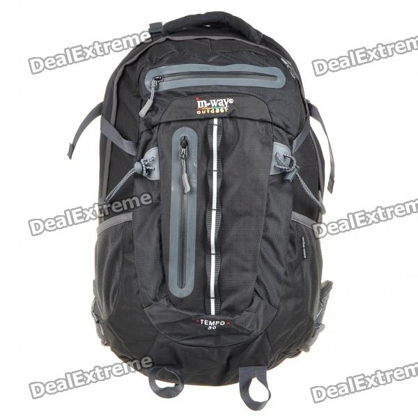 In-way Travel Backpack Double-Shoulder Bag - Mid