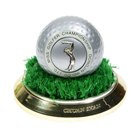Golf Trophy Air Freshener for Vehicles