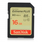 Genuine SanDisk Video HD SDHC Memory Card - 16GB (Class 10)