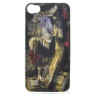 Protective PC Back Case with 3D Graphic for iPhone 4 - Dinosaur