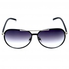 Fashion Sports UV400 UV Protection Metal Frame Resin Lens Sunglasses