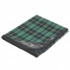 Oxford + PVC Check Picnic Mat/Rug (120x145cm)