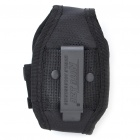Nite Ize Clip Case Cell Phone Holster - Black (Small)