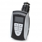 """1.3"""" LCD Car MP3 Player FM Transmitter with Remote Controller (SD/USB)"""