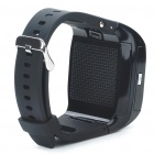 "1.3"" Touch Screen Wrist Watch Style Quadband GSM Cell Phone - Black"
