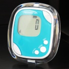 "1.2"" LCD Clip-on Pedometer with Body Fat Analyzer (2 x LR44)"