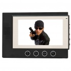"7"" LED 300KP CMOS Video Door Phone"
