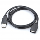 USB 2.0 A Male to Female Adapter Extension Cable (1.5M-Length)
