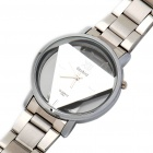 DayBird Stainless Steel Quartz Wrist Watch - Silver (1 x LR626)