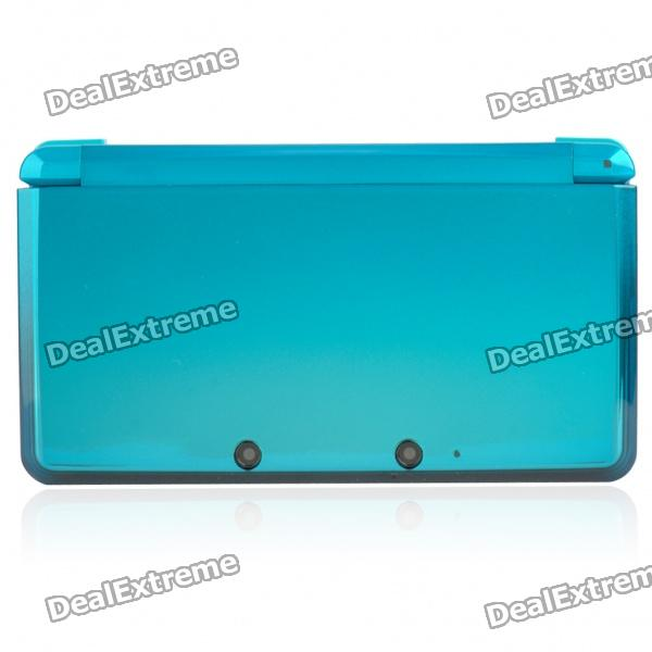 3ds Game System Blue 3ds handheld game console