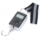 "1.3"" LCD Precision Portable Digital Weighting Hook Scale (35kg Max/10g Resolution)"