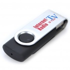 USB Worldwide Internet TV & Radio Stations Player Dongle