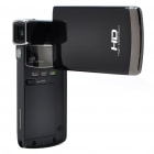 "Ultra-Thin 3.0"" Touch Screen 1080P 5MP CMOS Digital Video Camcorder w/ 4X Digital Zoom/AV/HDMI/SD"