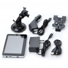 "5"" Touch Screen LCD WinCE 5.0 GPS Navigator w/ FM + Internal 2GB Europe Map"