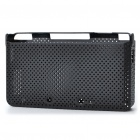 Protective Mesh Case for Nintendo 3DS - Black