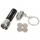 5-LED Mini Keychain (4xCR44)