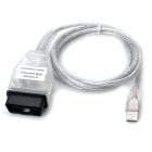 K+CAN OBD-II to USB Car Diagnostic Cable for BMW