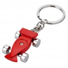 Mini Racing Car Style Keychain