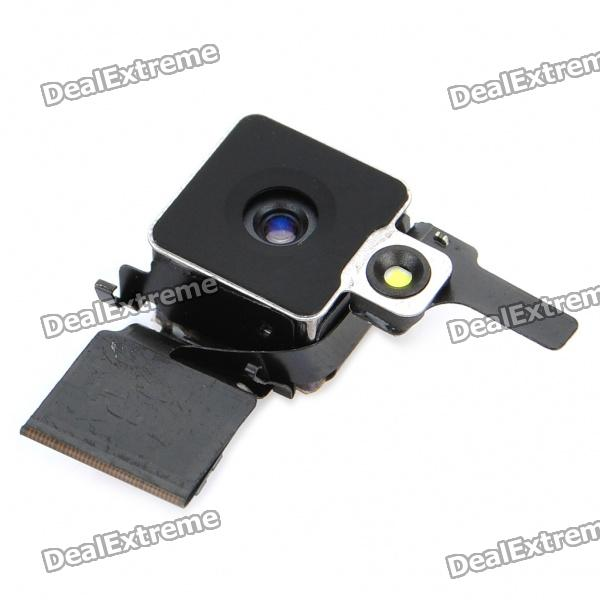 Repair Part Replacement Back Camera Lens with Flash for Iphone 4 replacement back camera circle lens for samsung galaxy s5 g900 black
