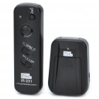 IR-231 Infrared Remote Control for Sony SLR Camera (2 x AAA)