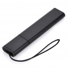 Flat Touch Screen Stylus with Strap for Nokia N97 - Black