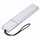 Flat Touch Screen Stylus with Strap for Nokia N97 - Silver