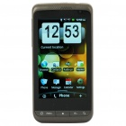 "3.5"" LCD Android 2.2 Dual SIM Dual Network Standby Quadband GSM TV Cell Phone w/ GPS - Black"