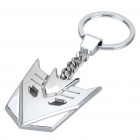 Transformers Style Zinc Alloy Keychain - Decepticon