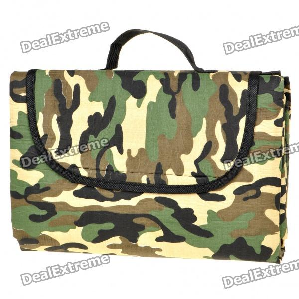 Portable Camouflage Picnic Mat/Rug/Blanket