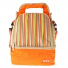 Stylish Picnic Bag with Accessories Tool Set for 2 Person