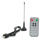 Mini DVB-T Digital TV USB 2.0 Dongle W/ Remote Controller