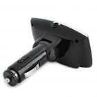 "1.4"" LCD Bluetooth Car MP3 Player FM Transmitter with SD/USB/3.5mm Jack & Remote Controller"