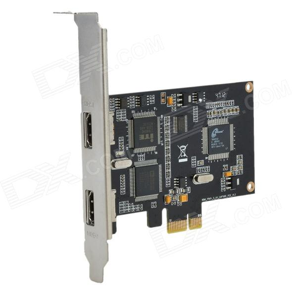 HDMI 1.3 PCI Express High Definition Video Capture Card
