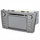 "7"" LCD Touch Screen DVD Media Player with FM/TV/SD for Toyota Camry Cars"