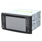 "6.2 ""LCD Touch Screen DVD Media Player mit FM / TV / SD"