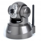 300KP Wireless Wifi/WLAN Network Surveillance IP Camera w/ 10-LED Night Vision/Microphone