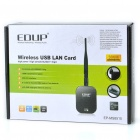 802.11b/g/n 150Mbps USB WLAN Wireless Network Adapter w/ Antenna
