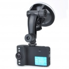 5.0MP Wide Angle Digital Car DVR Camcorder w/ 8x Digital zoom/Night Vision/TF/AV-Out (2.0
