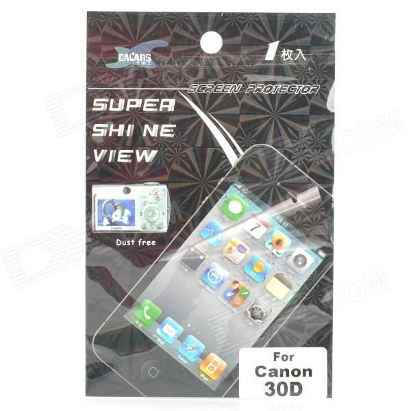 Screen Protector for Canon 30D Digital Camera