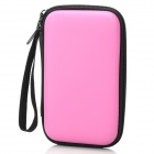 "Protective Shockproof Dustproof Case for 2.5"" HDD - Pink"