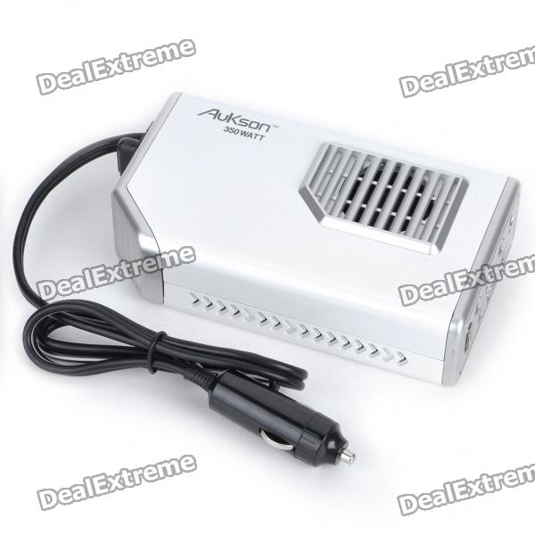 AuKson 350W Car 12V to 220V Power Inverter with USB Power Port