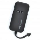 Portable Mini GSM/GPRS/GPS Anti-Thief Vehicle Tracker - Black