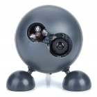 VGA 640x480 Pixel Surveillance Security Smart Video Recorder Camera with TF/3-LED Light