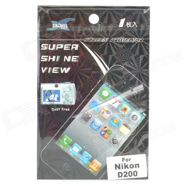 Screen Protector for Nikon D200 Digital Camera