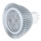 MR16 4W 360-Lumen 3200K Warm White 4-CREE XPE Q2 LED Light Bulb (12 V)