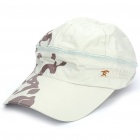Dual-Use Outdoor Sport Golf/Cricket/Baseball Hat with Adjustable Strap (Random Color)