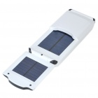 12000mAh Portable Solar Power Battery Pack with Laptop &amp; Cellphone Adapters