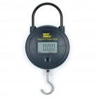 "1.9"" LCD Portable Digital Weighting Hook Scale - 10kg/20g (1 x 6F22)"